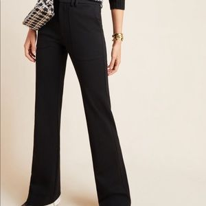 NWT Anthropologie The Essential Trouser